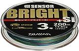ダイワ(Daiwa) ライン 棚センサーブライト+Si 3.0号  200m