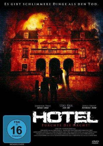 Hotel - Fürchte die Nacht!