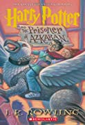 Harry Potter and the Prisoner of Azkaban by J. K. Rowling cover image