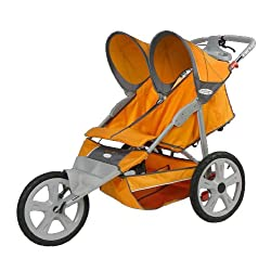 InStep Flash Double Jogger