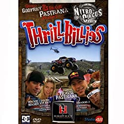 Nitro Circus 5 ThrillBillies NC5 DVD Thrill Billies