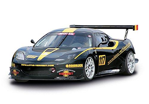 Scalextric C3506 Lotus Evora Gt4 Car (1:32 Scale)