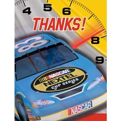 nascar-set-of-8-thank-yous-and-envelopes-nextel-cup-series-thanks
