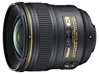 Nikon 24mm f/1.4G ED AF-S RF SWM Prime Wide-Angle Nikkor Lens for Nikon Digital SLR Cameras from Nikon