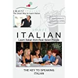 SmartItalian Intermediate/Advanced - Learn Italian from Real Italian People, Audio CDs