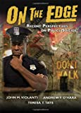 img - for On the Edge: Recent Perspectives on Police Suicide book / textbook / text book