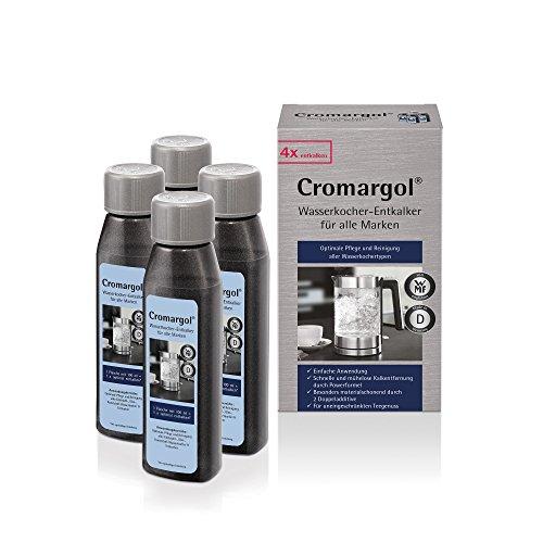 cromargol wasserkocher entkalker 4er pack. Black Bedroom Furniture Sets. Home Design Ideas