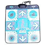 IColourful DDR Dance Dance Revolution Pad Mat For Hottest Party Wii