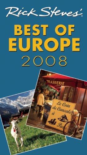 Rick Steves' Best of Europe 2008