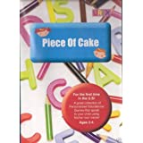 Piece of Cake-pc Personalized Educational Game Young Children Age 2-4 ~ Urix LTD