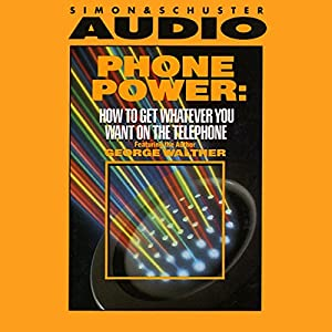 Phone Power Audiobook