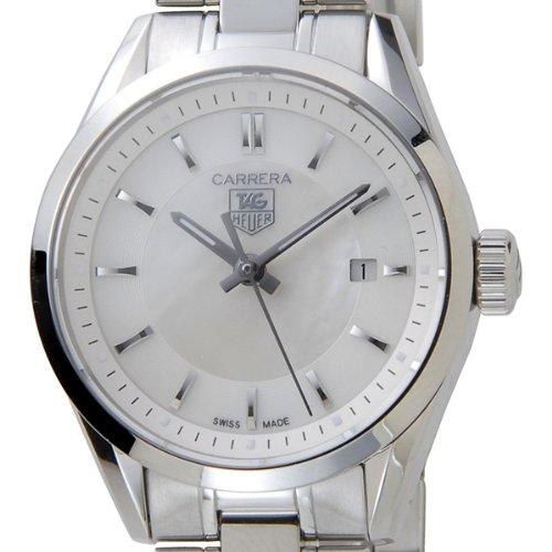 Tag Heuer タグ・ホイヤー Carrera Quartz クォーツ Women's Watch 女性用 レディス 腕時計 WV1415.BA0793 並行輸入品