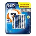 Gillette Fusion Proglide Manual 9 Raz...