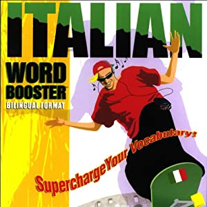 Italian Word Booster Audiobook