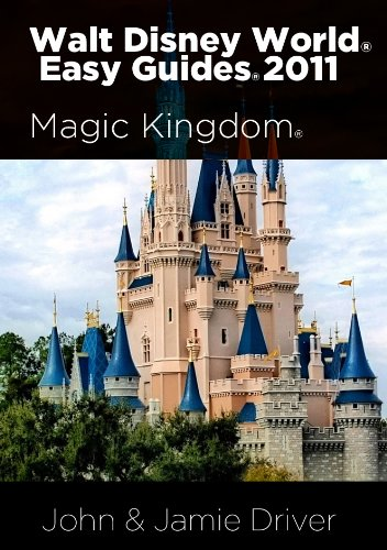 Disney World Easy Guides: Magic Kingdom