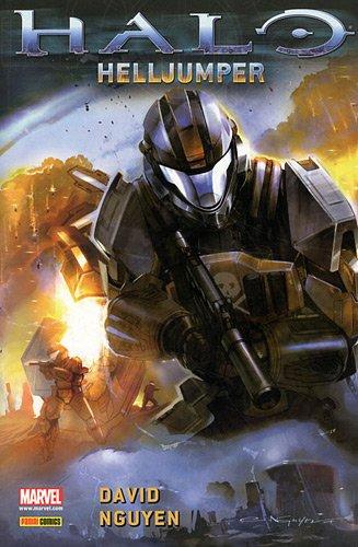 Les bandes dessinées Halo [Liste et News] 51gYR0cWUBL._SL500_