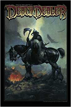 Frank Frazetta's Death Dealer Deluxe HC Hardcover – May 8, 2008