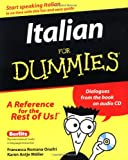 Italian for Dummies (With Audio CD)