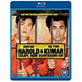 Harold And Kumar Escape From Guantanamo Bay [Blu-ray]by Kal Penn