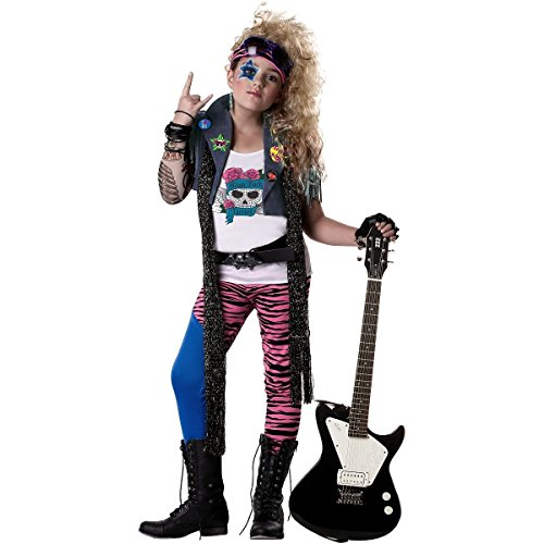GSG R (Glam Rocker Child Costumes)
