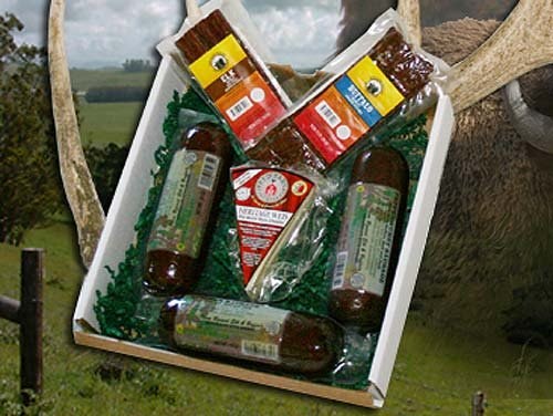 Buffalo and Elk Gift Box