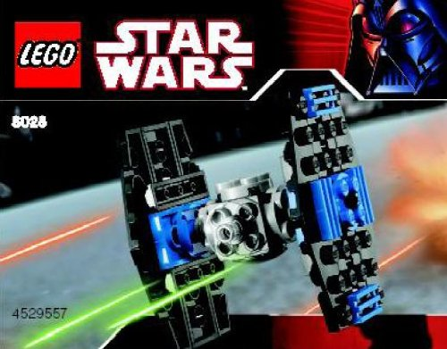 51gYWs6UGPL Cheap  LEGO Mini TIE Fighter 8028 [Toy]