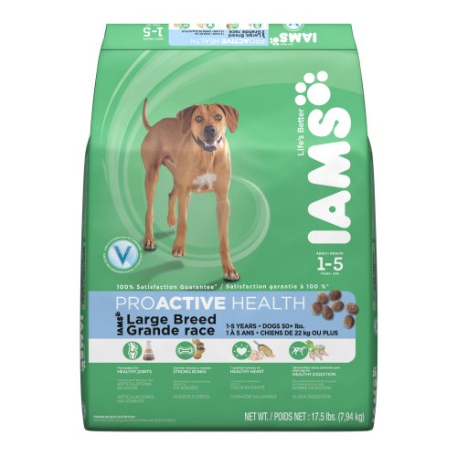 Iams Proactive Health Adult Large Breed, 17.5-pounds