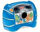 フィッシャープライス キッズ・タフ・デジタルカメラ (ブルー)