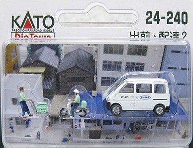 【カトー】(24-240)出前・配達2KATO 鉄道模型110127