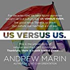 Us versus Us: The Untold Story of Religion and the LGBT Community Hörbuch von Andrew Marin Gesprochen von: Paul Boehmer