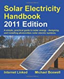 Solar Electricity Handbook - 2011 Edition - 1907670041