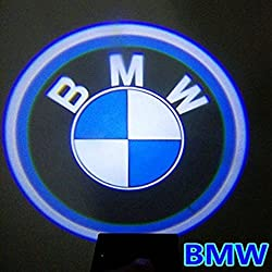 See AutoFeel Wireless Car Door Ghost Shadow LED Welcome Laser Light Logo for BMW 2pcs Details