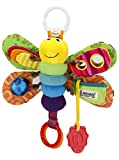 Lamaze Play & Grow Freddie the Firefly Take Along Toy Picture