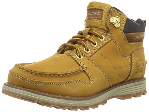 dockers-by-gerli-39ti007-302910-botas-de-senderismo-pare-hombre-color-amarillo-golden-tan-910-talla-