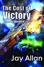 The Cost of Victory (Crimson Worlds)