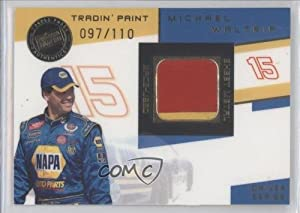 Michael Waltrip #97 110 (Trading Card) 2003 Press Pass VIP [???] #TPD15 by VIP