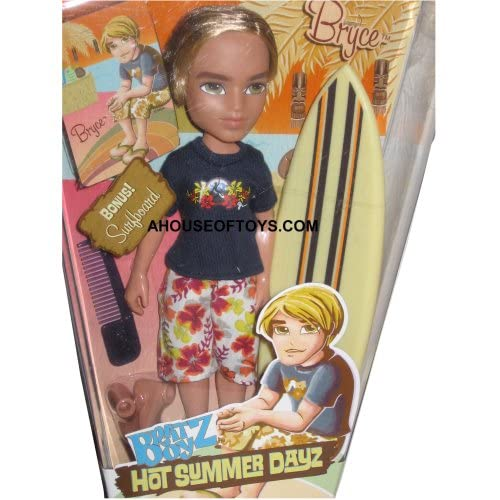 Amazon.com: Bratz Boyz Hot Summer Dayz Bryce Doll