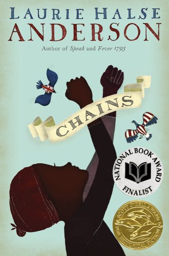 Chains by Laurie Andersom