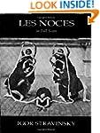 Stravinsky Les Noces (Dover Vocal Sco...