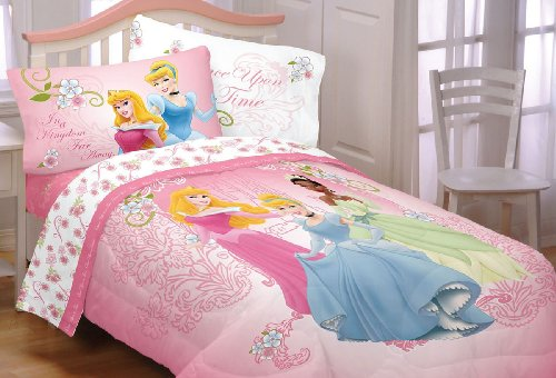 Disney Princesses Royal Grace Twin Bedding Set