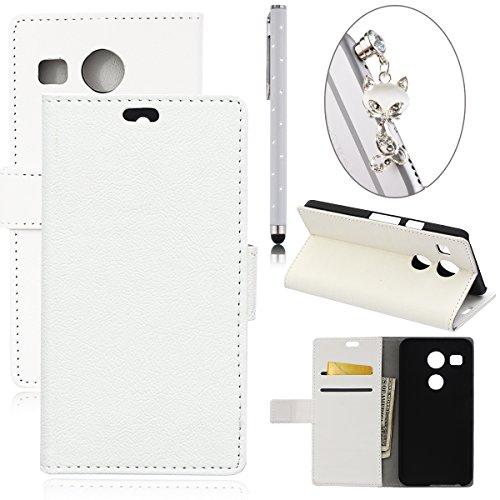 we-love-case-cass-korn-ledertasche-fur-lg-nexus-5x-hulle-pu-leder-flip-case-wallet-case-weiss-muster