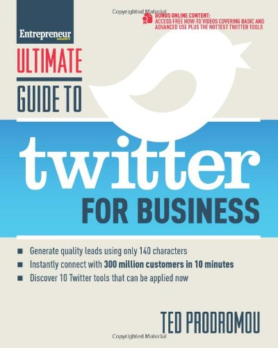 Ultimate Guide to Twitter for Business 1599184494 pdf