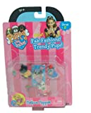 Puppy In My Pocket Fashion Puppies - 3 Puppies with fashion accessories (Series 5,Pack 1)