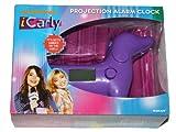 iCarly Projection Alarm Clock - Purple Dog