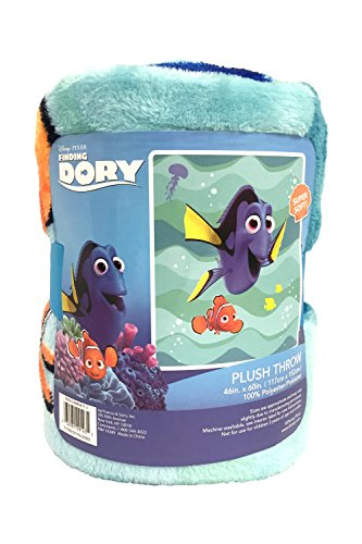 Disney Finding Dory Friends Plush Throw