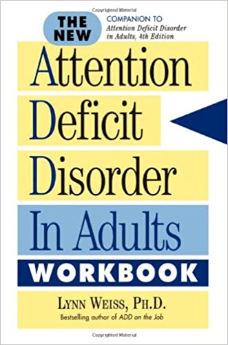 The New ADD in Adults Workbook