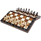 Albatros AW1579920 - Reise-Schachspiel Venezia, magnetisch, 28 x 28 cm