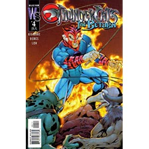 Thundercats  Return on Thundercats The Return  4  Benes   Lea Gilmore  Amazon Com  Books