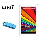 UNI N1 Dual Sim Tablet With 2600 MAh Powerbank