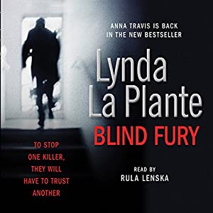 Blind Fury Audiobook